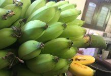 Nadee Banana Bunch, Embul